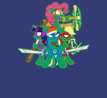 Teenage Mutant Ninja Ponies Unisex T-Shirt