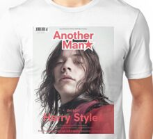 HARRY STYLES - Another Man Cover 3 2016 Unisex T-Shirt