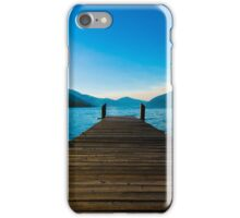 Sunrise at Deer Point iPhone Case/Skin