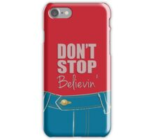 Don't Stop Believin' iPhone Case/Skin