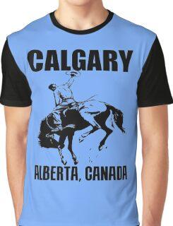 CALGARY, ALBERTA Graphic T-Shirt