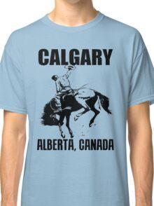 CALGARY, ALBERTA Classic T-Shirt