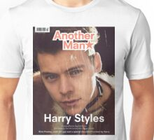 HARRY STYLES - Another Man Cover 1 2016 Unisex T-Shirt