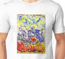 Brainstorm by Darryl Kravitz Unisex T-Shirt