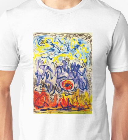 Brainstorm by Darryl Kravitz Unisex T-Shirt
