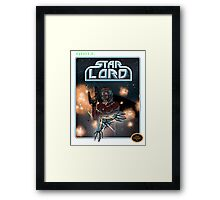 Star Soldier Framed Print