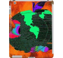 """""""OUR APPLE"""" - Methane Planet iPad Case/Skin"""