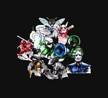Kid Chameleon - All Transformations Unisex T-Shirt