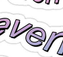 Sassy Tumblr Quote Sticker