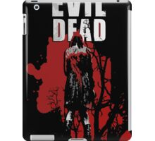 Posesion Infernal Sangrienta ( bloody hell possession) iPad Case/Skin
