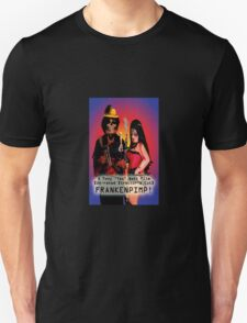 Frankenpimp (2009) - Movie Poster  Unisex T-Shirt