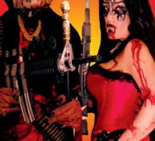 Frankenpimp (2009) - Movie Poster  Sticker