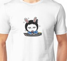 The Hard Life by Hozo - KakaoTalk Friend (Studying) Unisex T-Shirt