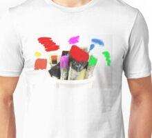 Pot of Many Colours Unisex T-Shirt