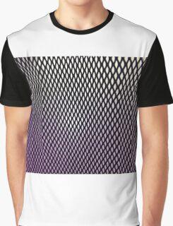 mesh Graphic T-Shirt
