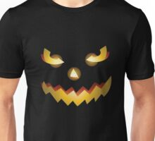 The Official Scary Face Halloween Costume Tee Shirt Unisex T-Shirt