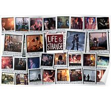 Life is Strange Moments Poster