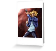 Yu-Gi-Oh!: Joey Wheeler Greeting Card