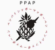 pen-pineapple apple-pen (PPAP) One Piece - Short Sleeve