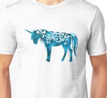 Unicorn Watercolor Art Unisex T-Shirt