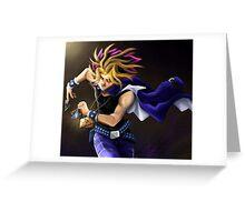 Yu-Gi-Oh!: Yugi Greeting Card