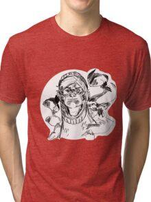 smokey knight Tri-blend T-Shirt