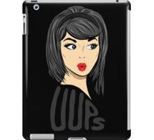 UUPS iPad Case/Skin