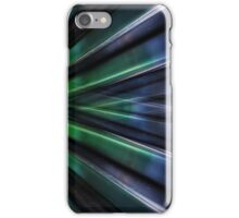 Time travel concept background iPhone Case/Skin