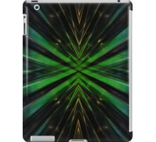 Time travel concept background iPad Case/Skin