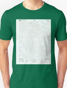 USGS TOPO Map Arkansas AR McCaskill 20110711 TM Unisex T-Shirt