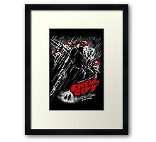 Shell City Framed Print