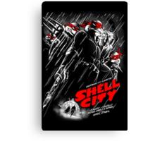 Shell City Canvas Print
