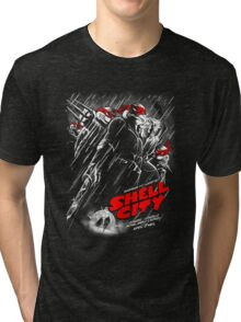 Shell City Tri-blend T-Shirt