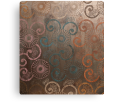 Oto Color Canvas Print