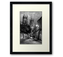 York Minster Presentors Court Framed Print