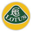 Lotus Cars Logo by JustBritish
