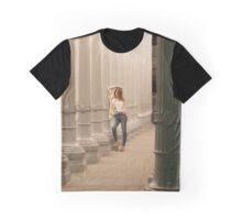 URBAN LIGHT AT LACMA Graphic T-Shirt