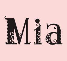 Mia Kids Tee
