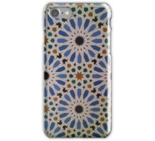 Alcazar Tile  iPhone Case/Skin
