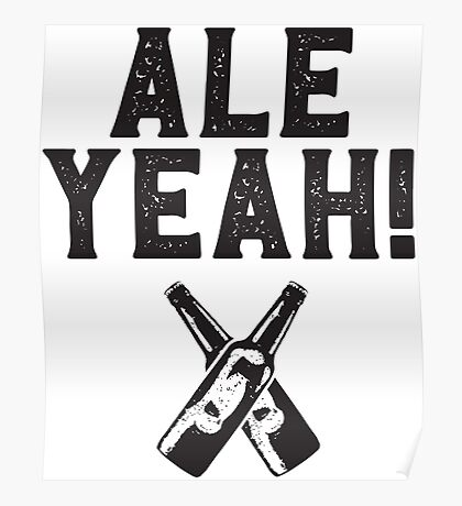ALE YEAH! Poster