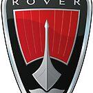 Rover Automobile Logo by JustBritish