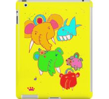 Shine in Your Own Way iPad Case/Skin