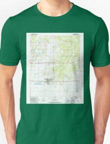 USGS TOPO Map Arkansas AR Hazen 258706 1994 24000 Unisex T-Shirt