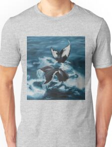 Diving Deep Unisex T-Shirt