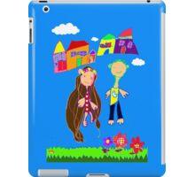 Love Blooms Here iPad Case/Skin