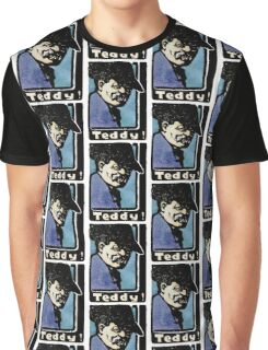 1902 Teddy Roosevelt  Graphic T-Shirt