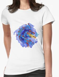 Glenfbach V1 - mystic dragon Womens Fitted T-Shirt