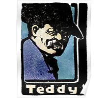 1902 Teddy Roosevelt  Poster