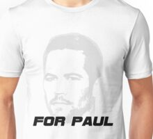For Paul Unisex T-Shirt