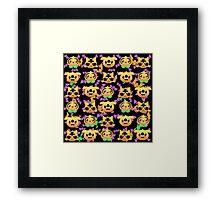 Alola Pumpkins   Framed Print